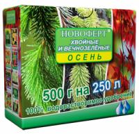 Удобрение Новоферт «Хвойные и вечнозеленые»