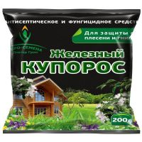 """Фунгицид """"Железный купорос"""" 200гр"""